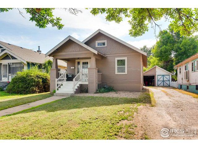 1831 6th Ave, Greeley, CO 80631 (MLS #887907) :: Kittle Real Estate