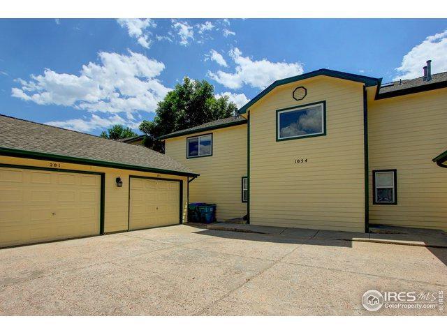 1054 Tierra Ln #101, Fort Collins, CO 80521 (MLS #887914) :: Hub Real Estate