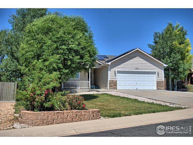 3023 45th Ave, Greeley, CO 80634 (MLS #887915) :: J2 Real Estate Group at Remax Alliance