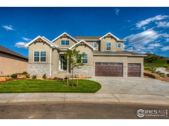 4796 Mariana Hills Cir, Loveland, CO 80537 (MLS #887918) :: 8z Real Estate