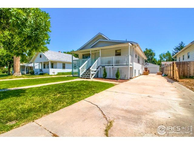1326 16th Ave, Greeley, CO 80631 (MLS #887924) :: Hub Real Estate