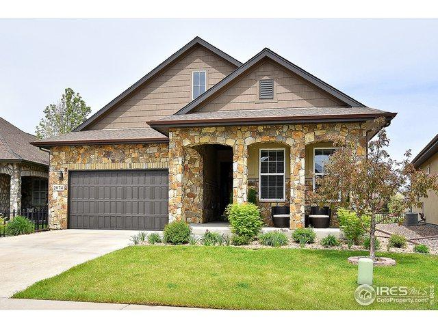 2074 Vineyard Dr, Windsor, CO 80550 (MLS #887931) :: 8z Real Estate