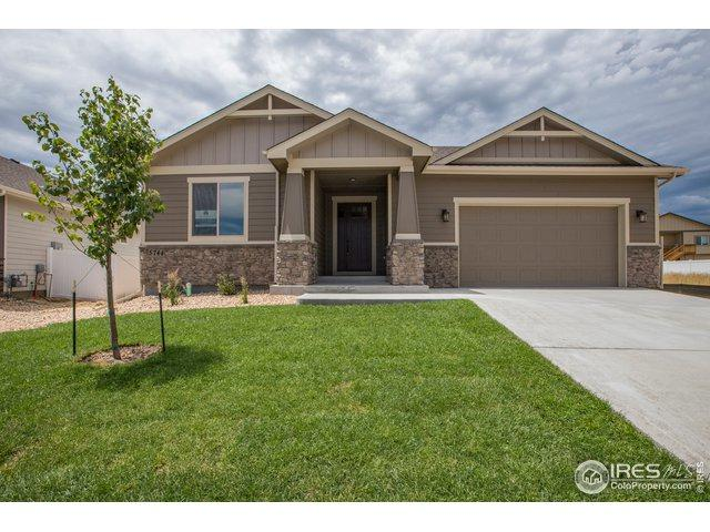 5744 Clarence Dr, Windsor, CO 80550 (MLS #887948) :: Kittle Real Estate