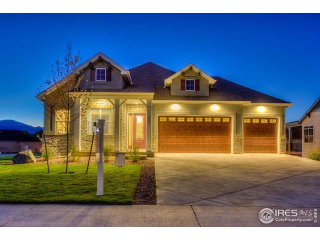 4805 Mariana Hills Cir, Loveland, CO 80537 (MLS #887956) :: Keller Williams Realty