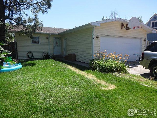 516 Dahlia St, Fort Morgan, CO 80701 (#887974) :: The Griffith Home Team