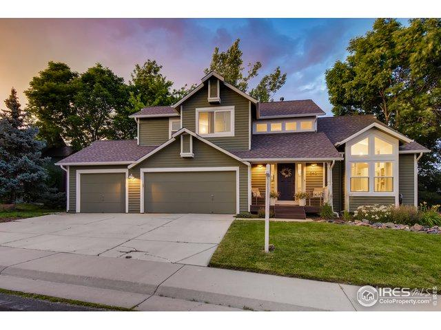 543 Wildrose Ct, Louisville, CO 80027 (MLS #887984) :: J2 Real Estate Group at Remax Alliance