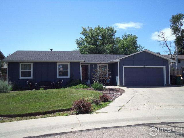 3914 W 14th St, Greeley, CO 80634 (MLS #887990) :: Kittle Real Estate