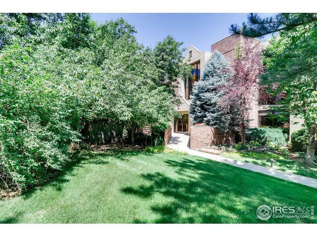315 Arapahoe Ave #103, Boulder, CO 80302 (MLS #887993) :: The Bernardi Group