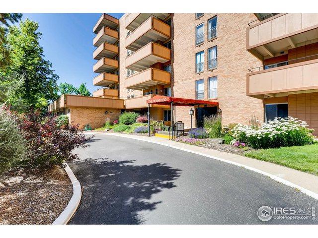 500 Mohawk Dr #705, Boulder, CO 80303 (MLS #887999) :: Kittle Real Estate