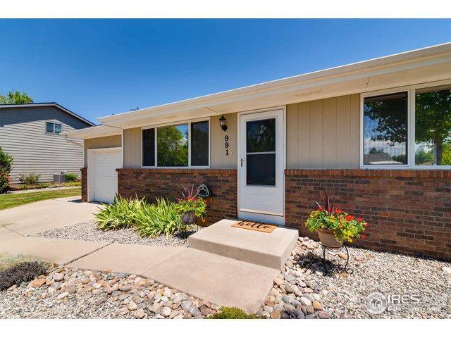 991 Columbine Dr, Windsor, CO 80550 (MLS #888001) :: 8z Real Estate