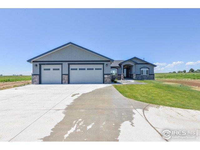 9441 Meadow Farms Dr, Milliken, CO 80543 (MLS #888003) :: 8z Real Estate