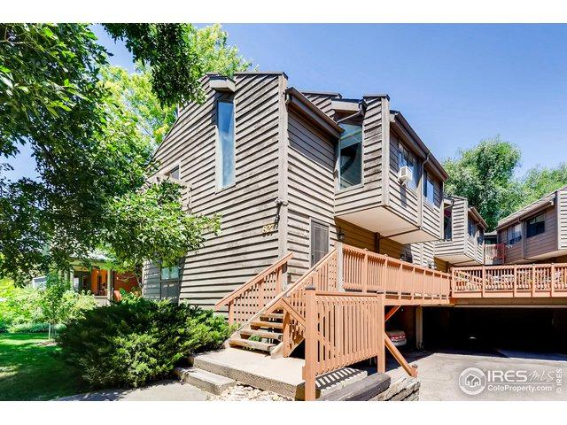 827 Maxwell Ave A, Boulder, CO 80304 (MLS #888024) :: 8z Real Estate