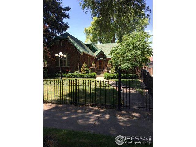 1315 Remington St, Fort Collins, CO 80524 (#888037) :: The Griffith Home Team