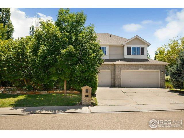 1307 Reserve Dr, Longmont, CO 80504 (#888041) :: The Griffith Home Team