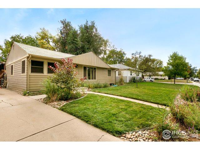 1019 Sycamore St, Fort Collins, CO 80521 (#888066) :: The Griffith Home Team