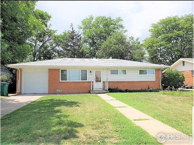 2653 11th Ave, Greeley, CO 80631 (#888095) :: HomePopper