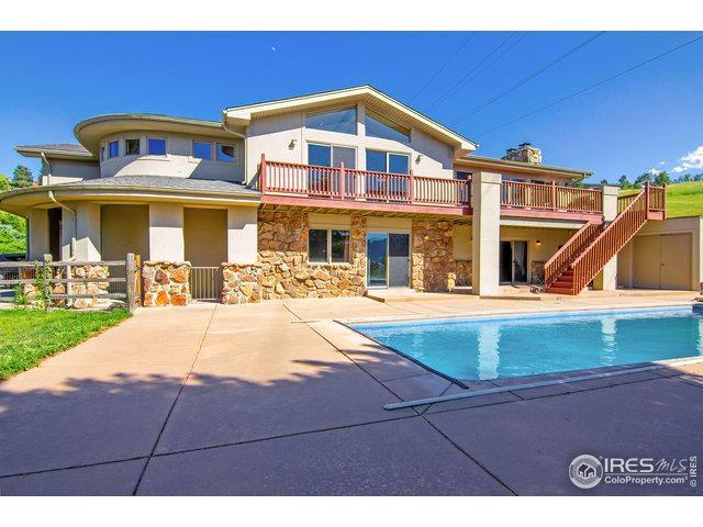 7474 Spring Dr, Boulder, CO 80303 (MLS #888105) :: Kittle Real Estate