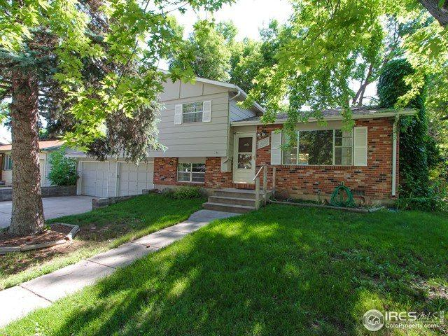 1416 Beech Ct, Fort Collins, CO 80521 (#888108) :: The Griffith Home Team