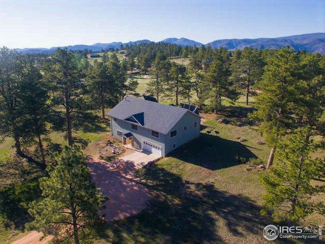 239 Chimney Rock Dr, Livermore, CO 80536 (MLS #888119) :: Kittle Real Estate