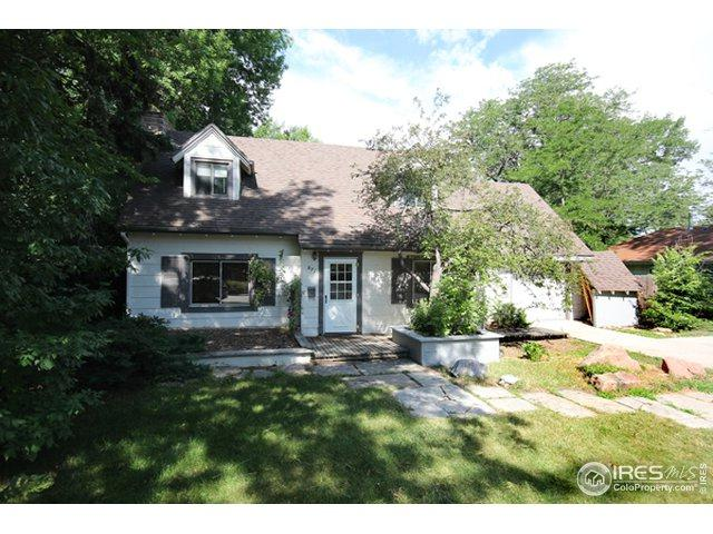 621 S Washington Ave, Fort Collins, CO 80521 (MLS #888120) :: 8z Real Estate