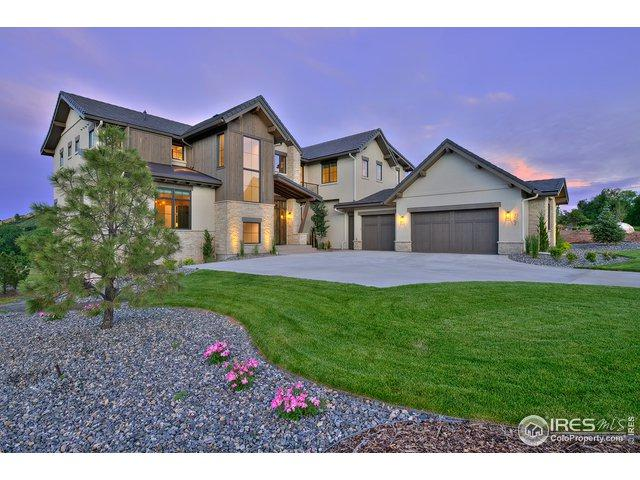 5162 Mount Glennon Way, Morrison, CO 80465 (MLS #888121) :: 8z Real Estate