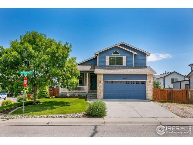 2200 72nd Ave Ct, Greeley, CO 80634 (MLS #888122) :: Kittle Real Estate