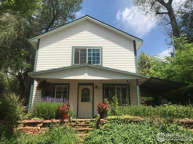 233 Old Main St, Lyons, CO 80540 (MLS #888136) :: Hub Real Estate