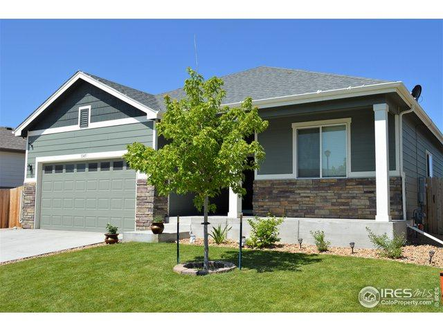 1045 Sunrise Cir, Milliken, CO 80543 (MLS #888142) :: 8z Real Estate