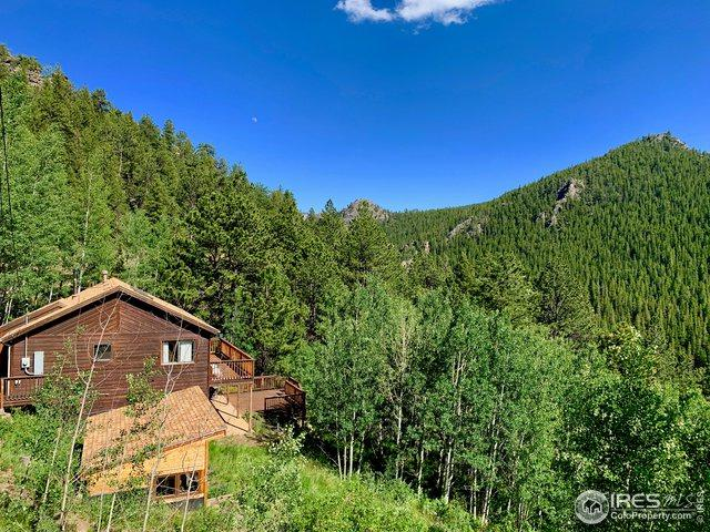 562 Patricia Rd, Rollinsville, CO 80474 (#888149) :: The Griffith Home Team