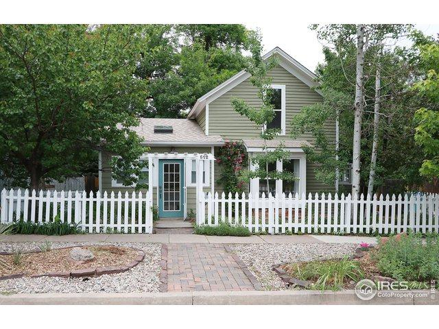 512 E Magnolia St, Fort Collins, CO 80524 (#888151) :: The Griffith Home Team