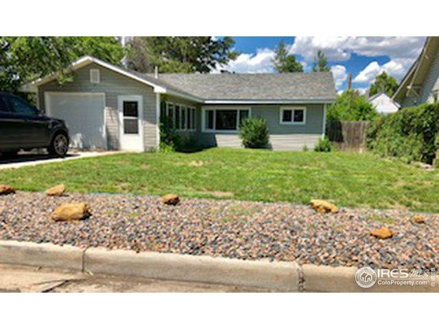1009 W Beaver Ave, Fort Morgan, CO 80701 (MLS #888157) :: 8z Real Estate