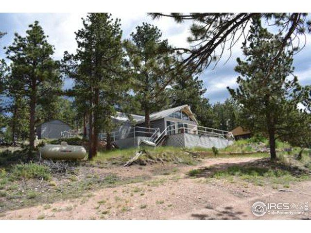 838 Deadman Rd, Red Feather Lakes, CO 80545 (#888176) :: HomePopper
