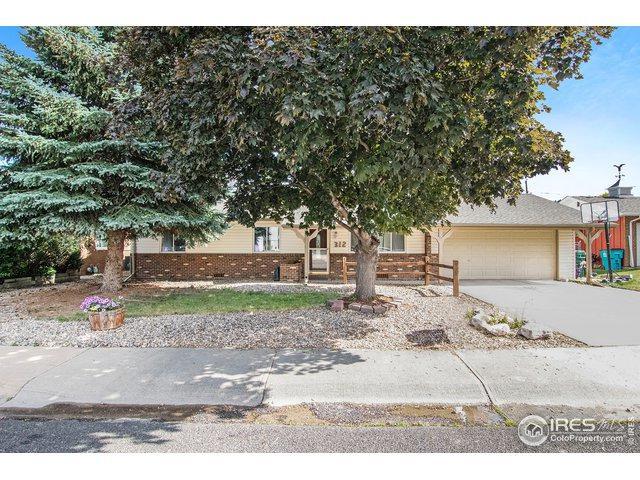 312 W 50th St, Loveland, CO 80538 (#888182) :: The Griffith Home Team