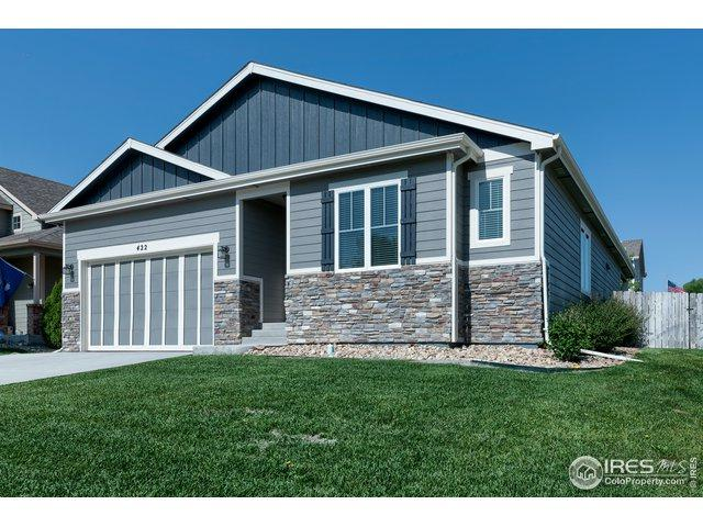 422 Heritage Ln, Johnstown, CO 80534 (MLS #888196) :: 8z Real Estate