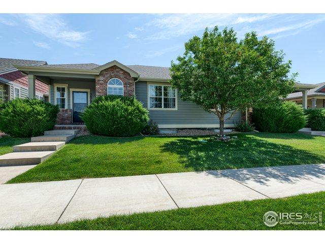 3608 Palermo Ave, Evans, CO 80620 (MLS #888201) :: Tracy's Team