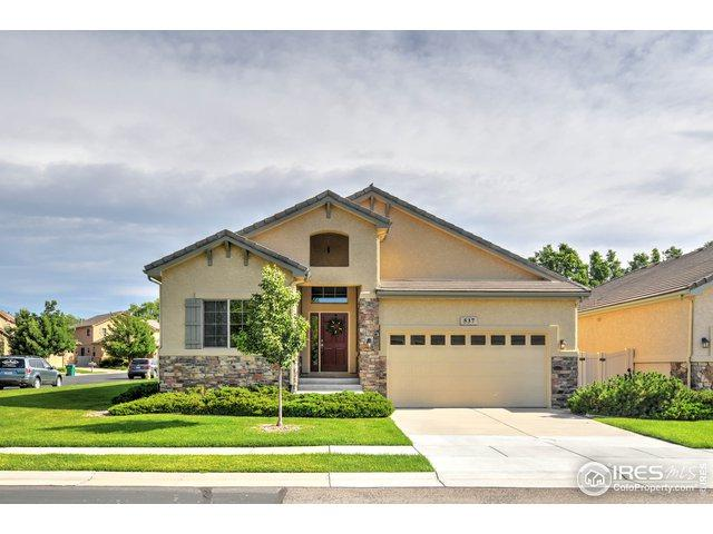 537 Rifle Way, Broomfield, CO 80020 (#888205) :: The Griffith Home Team