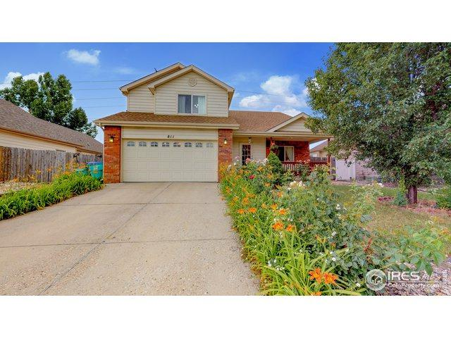 811 Sitka St, Fort Collins, CO 80524 (#888210) :: The Griffith Home Team