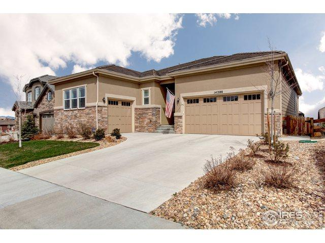 14286 Glenayre Cir, Parker, CO 80134 (#888215) :: HomePopper