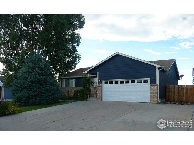 4045 W 30th St, Greeley, CO 80634 (#888217) :: HomePopper