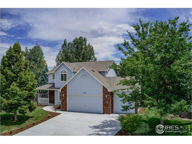 1028 Norfolk Pl, Loveland, CO 80538 (#888229) :: HomePopper