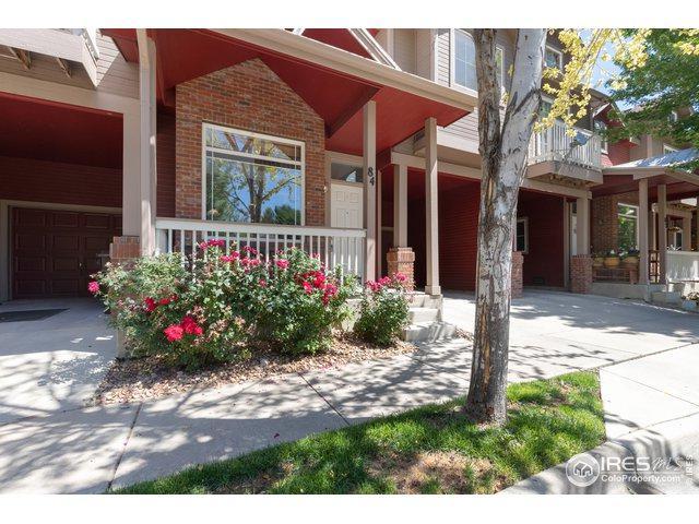 818 S Terry St #84, Longmont, CO 80501 (MLS #888232) :: 8z Real Estate