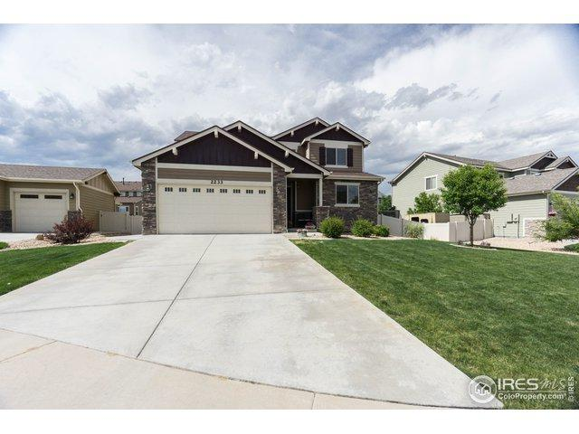 2233 Talon Pkwy, Greeley, CO 80634 (MLS #888234) :: 8z Real Estate