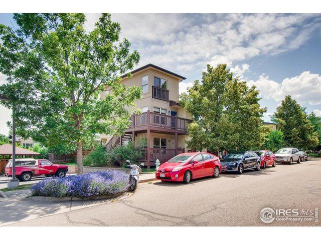 1738 Yaupon Ave E2, Boulder, CO 80304 (MLS #888238) :: 8z Real Estate
