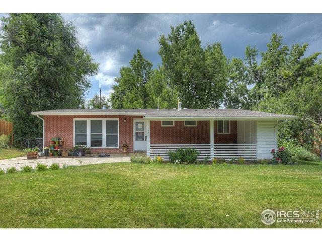 235 S 39th St, Boulder, CO 80305 (MLS #888259) :: 8z Real Estate