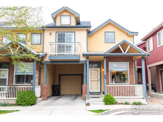 818 S Terry St #90, Longmont, CO 80501 (MLS #888280) :: 8z Real Estate