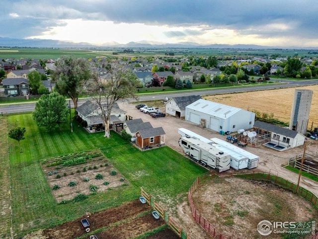 20300 County Road 17, Johnstown, CO 80534 (MLS #888293) :: Tracy's Team