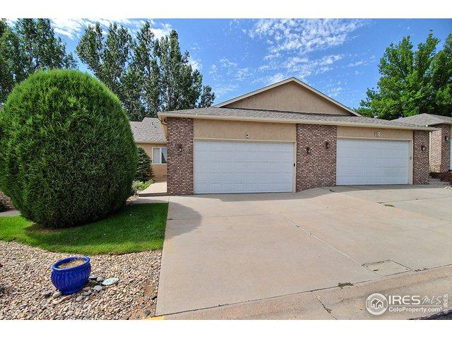 1001 43rd Ave #2, Greeley, CO 80634 (MLS #888294) :: 8z Real Estate