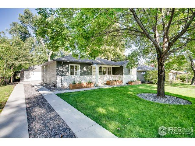 2789 S Adams St, Denver, CO 80210 (MLS #888301) :: Hub Real Estate