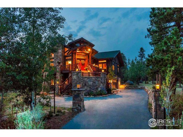 699 Findley Ct, Estes Park, CO 80517 (MLS #888304) :: Hub Real Estate