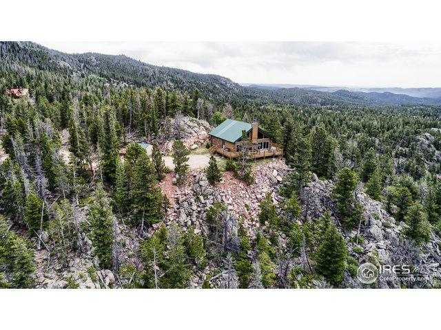 107 Piegan Ct, Red Feather Lakes, CO 80545 (#888306) :: James Crocker Team
